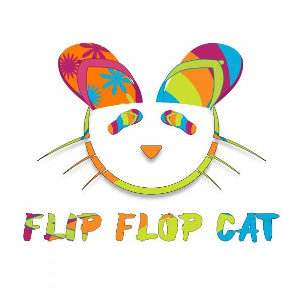 Aroma Flip Flop Cat