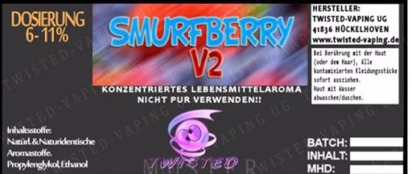 Aroma Smurfberry V2