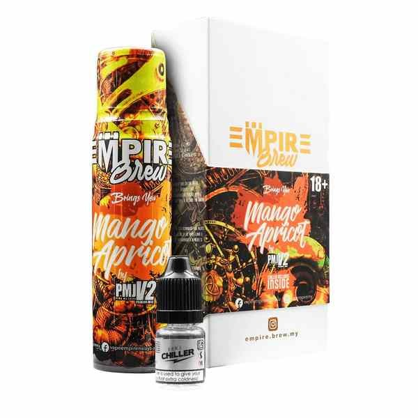 Liquid Mango Apricot - Empire Brew 50ml/60ml