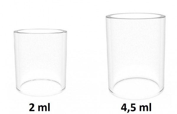 Vandy Vape Berserker Ersatzglas (2ml/4,5ml)