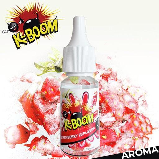 Aroma Strawberry Explosion