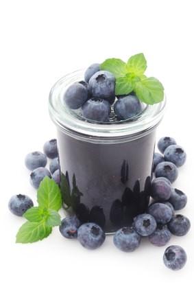 Aroma Blueberry Jam