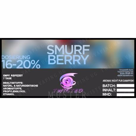 Aroma Smurfberry