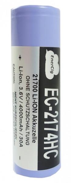 Enercig - EC-2174HC - 21700 - 4000mAh