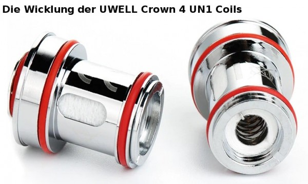 Uwell Crown 4 Verdampfer