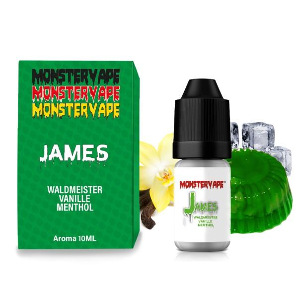 Aroma James
