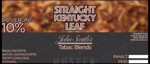 Aroma Straight Kentucky Leaf