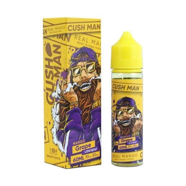 Liquid Mango Grape - Nasty Juice Cush Man 50ml/60ml