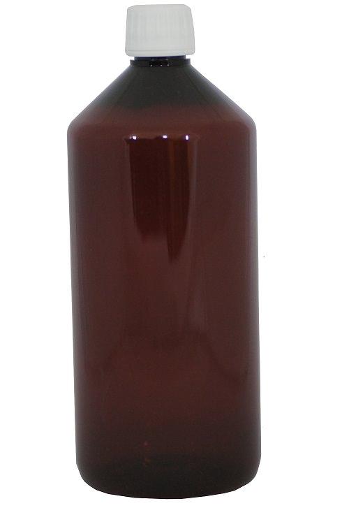 1000 ml Flasche PET | Dampfdorado