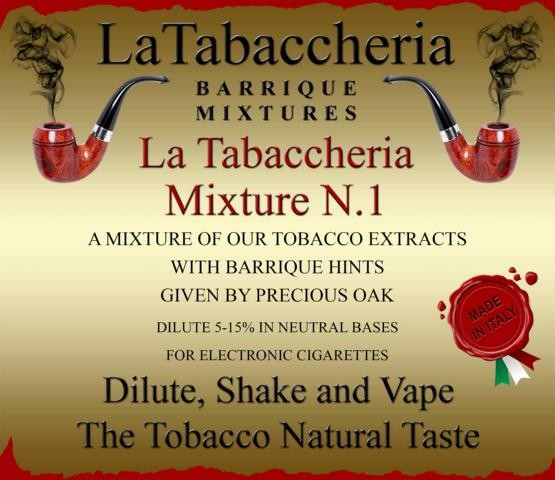 Aroma La Tabaccheria Barrique Mixture No.1