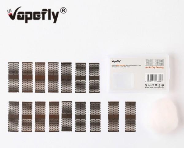 15 x Vapefly Siebcoil SS316L Drahtgeflecht