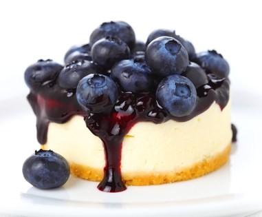 Aroma Blueberry Cheesecake