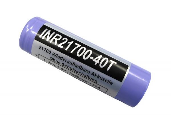 Samsung 40T- 21700 - 3950mAh