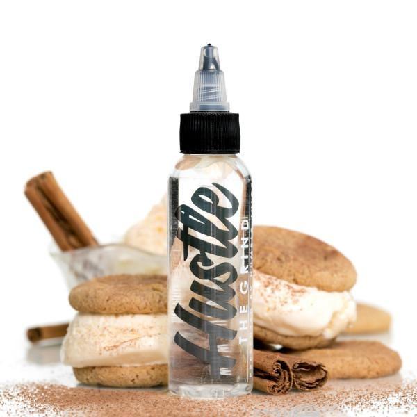 Liquid The Grind - Hustle Juice 100ml Plus