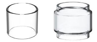 OBS Cube Ersatzglas 2ml/4ml