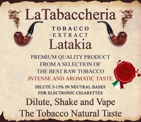 Aroma Latakia (LT)