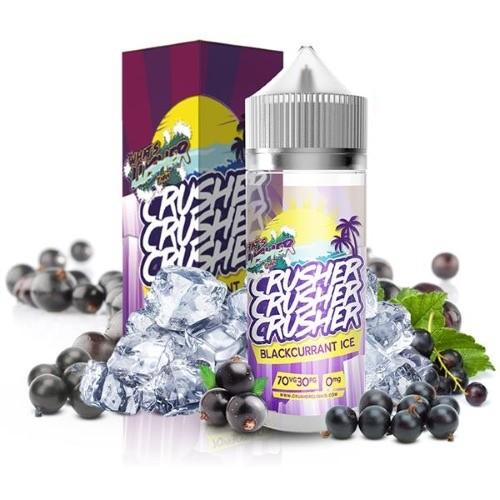 Liquid Blackcurrant Ice - Crusher 100ml/120ml