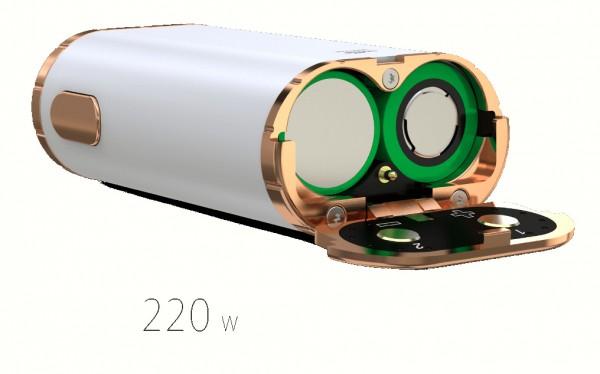 Eleaf Invoke 220W Kit mit Ello T Verdampfer