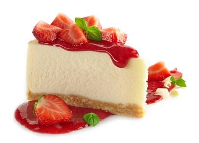 Aroma Strawberry Cheesecake