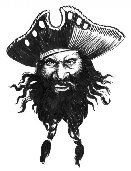 Liquid Captain Blackbeard