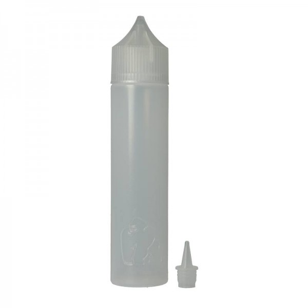 Chubby Gorilla  - 60 ml PE - Unicorn Flasche