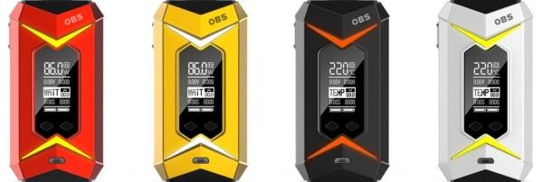 OBS BAT 218 Watt Mod