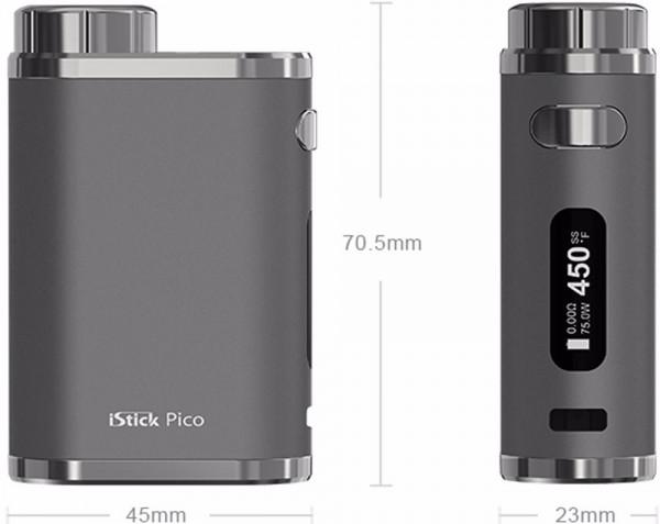 Eleaf iStick Pico 75 Watt TC mit Melo 3 mini