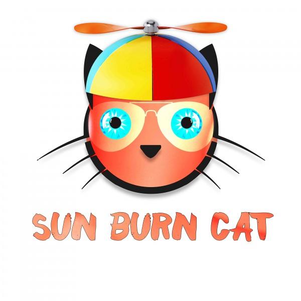 Aroma Sun Burn Cat