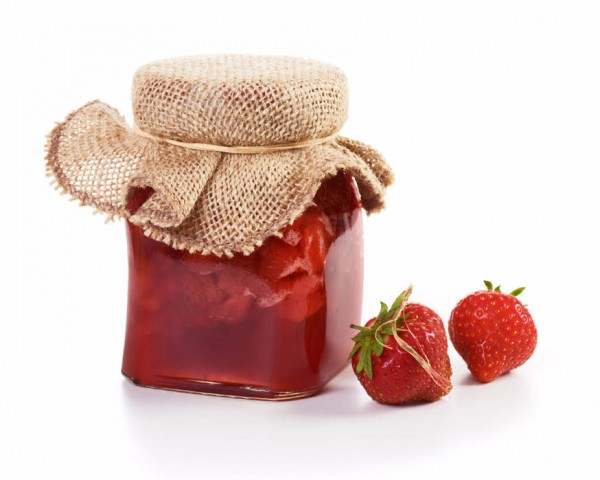 Aroma Erdbeer Marmelade