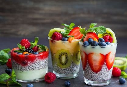 Liquid Strawberry Slushy