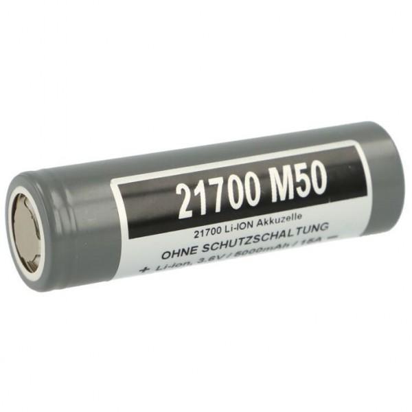 LG M50 - 21700 - 5000mAh