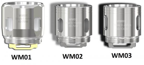 5 Wismec WM Coils