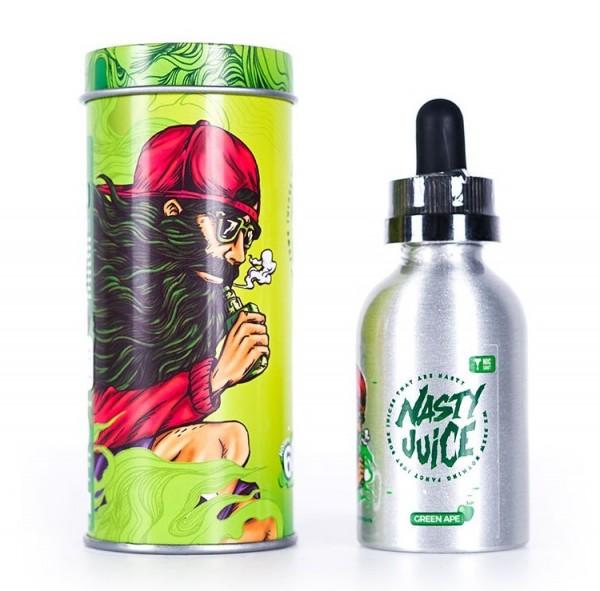Liquid Green Ape - Nasty Juice 50ml/60ml