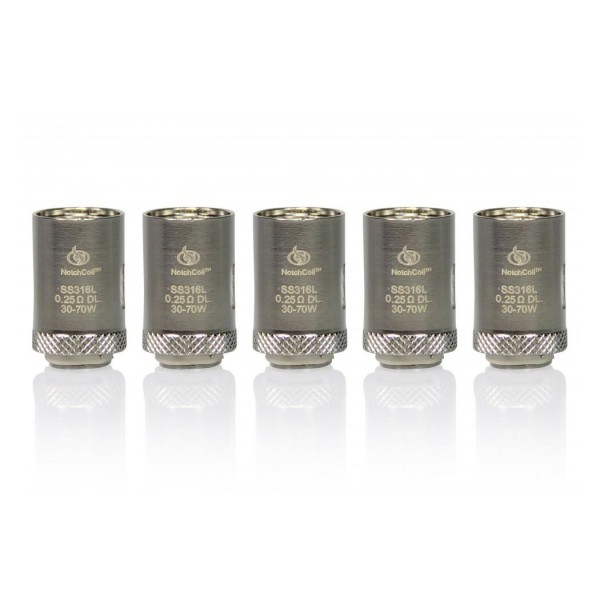 5 Joyetech Notch Coil Coils