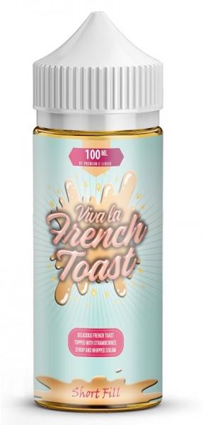 Liquid Viva la French Toast - French Toast 100ml/120ml