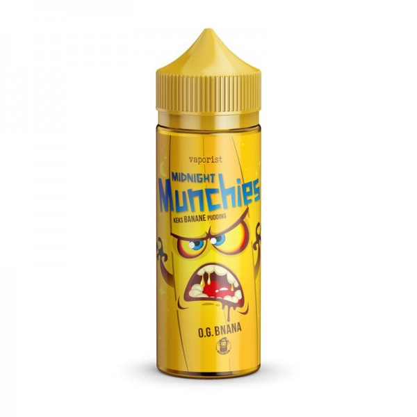 Liquid O.G. Bnana - Midnight Munchies 100ml/120ml