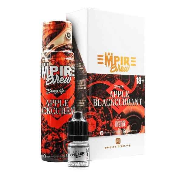 Liquid Apple Blackcurrant - Empire Brew 50ml/60ml