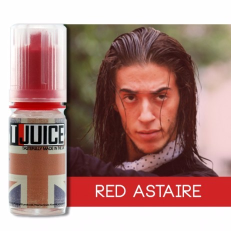 Liquid Red Astaire
