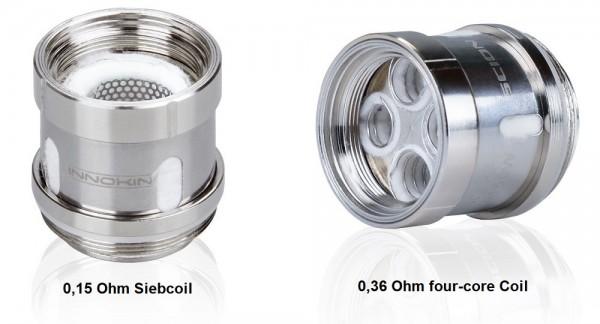 3 Innokin Plexus Scion Coils