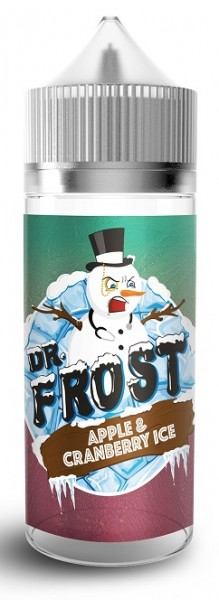 Liquid Apple Cranberry Ice Pole - Dr. Frost