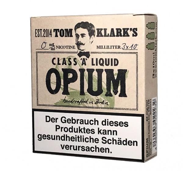 Liquid Tom Klarks Opium - Tom Klarks