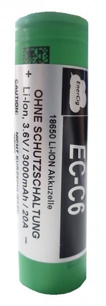 Enercig 18650-EC-C6 3000 mAh