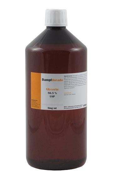 1 Liter VG 86.5 % DAB Qualität
