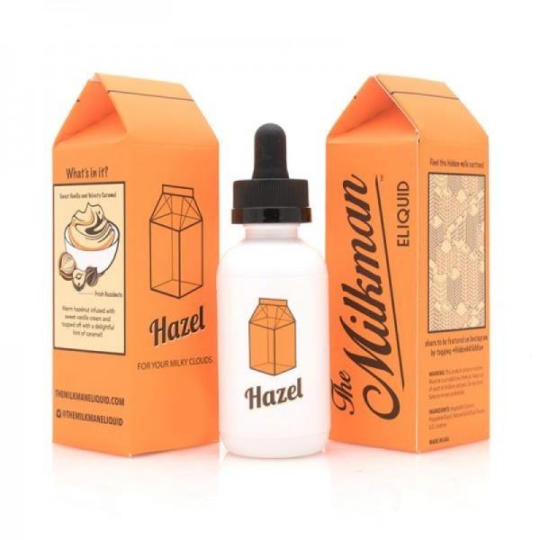 Liquid Hazel - The Milkman 50ml/60ml
