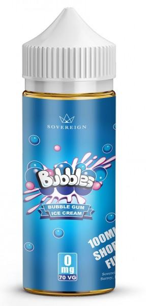 Liquid Bubble Gum Ice Cream - Bubbles 100ml/120ml