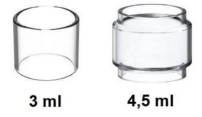 Smok TFV12 Baby Prince Ersatzglas 3ml/4,5ml
