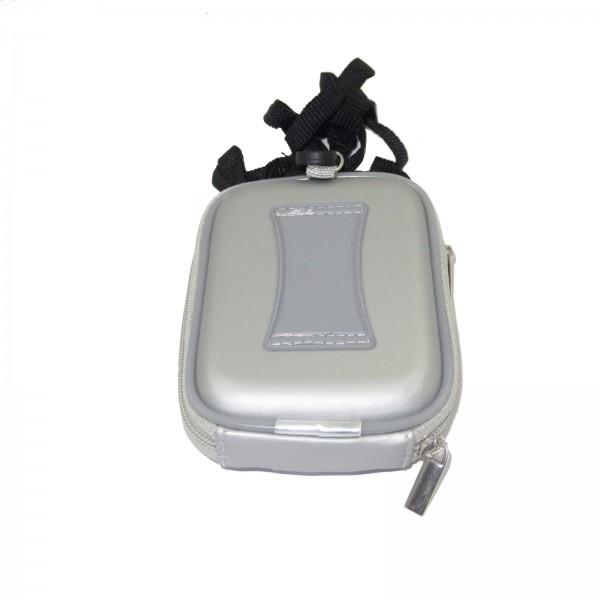 Enercig Transporttasche silber für 3 x 18650er Akkus