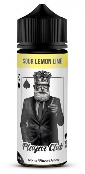Aroma Sour Lemon Lime - Pik König