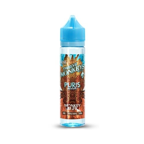 Liquid Puris ICED - Twelve Monkeys - 50ml/60ml
