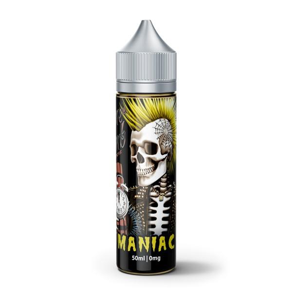 Liquid Maniac - TimeBomb 50ml/60ml